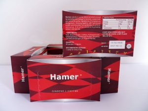 Hamer Candy Box