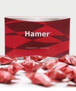 Hamer Candy Background Image