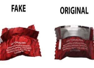 Fake and Original
